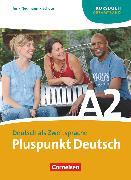 Cover-Bild zu Pluspunkt Deutsch, Der Integrationskurs Deutsch als Zweitsprache, Ausgabe 2009, A2: Gesamtband, Kursbuch von Jin, Friederike