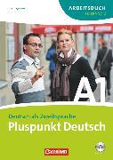 Cover-Bild zu Pluspunkt Deutsch, Der Integrationskurs Deutsch als Zweitsprache, Ausgabe 2009, A1: Teilband 2, Arbeitsbuch mit Lösungsbeileger und Audio-CD von Jin, Friederike