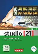 Cover-Bild zu Studio [21], Grundstufe, B1: Teilband 1, Das Deutschbuch (Kurs- und Übungsbuch), Mit E-Book auf scook.de und Materialdownload auf cornelsen.de/codes von Funk, Hermann