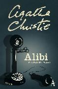 Cover-Bild zu Alibi (eBook) von Christie, Agatha