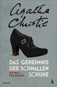 Cover-Bild zu Das Geheimnis der Schnallenschuhe (eBook) von Christie, Agatha