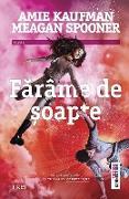 Cover-Bild zu Farâme de ¿oapte. Al doilea volum al trilogiei Constela¿ii (eBook) von Kaufman, Amie