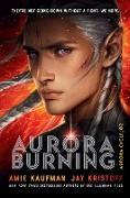 Cover-Bild zu Aurora Burning von Kaufman, Amie