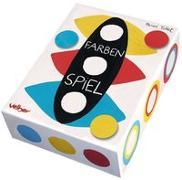 Cover-Bild zu Farben Spiel von Tullet, Hervé (Illustr.)
