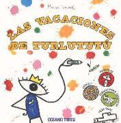 Cover-Bild zu Las Vacaciones de Turlututú von Tullet, Hervé