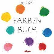 Cover-Bild zu Farben Buch von Tullet, Hervé