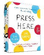 Cover-Bild zu Press Here Game von Tullet, Herve (Geschaffen)