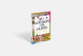 Cover-Bild zu Art Workshops for Children von Tullet, Hervé
