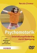 Cover-Bild zu Psychomotorik von Zimmer, Renate