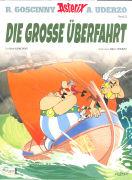 Cover-Bild zu Die grosse Überfahrt von Goscinny, René (Text von)