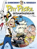 Cover-Bild zu Pitt Pistol Gesamtausgabe von Goscinny, René (Text von)