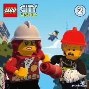Cover-Bild zu LEGO City TV-Serie Folgen 6-10: Harl Hubbs hilft (Audio Download)