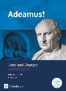 Cover-Bild zu Berchtold, Volker: Adeamus!, Ausgabe A - Latein als 2. Fremdsprache, Texte und Übungen - Lehrerfassung (Lektionen 1-20)