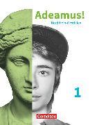 Cover-Bild zu Ahrens, Claudia: Adeamus!, Nordrhein-Westfalen - Latein als 2. Fremdsprache, Band 1, Texte und Übungen, Für das 7./8. Schuljahr