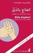 Cover-Bild zu Bohne, Michael: Bitte klopfen! (Arabisch/Deutsch)