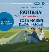Cover-Bild zu Rath, Hans: Bullenbrüder - Tote haben keine Ferien