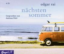 Cover-Bild zu Rai, Edgar: Nächsten Sommer