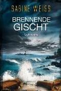 Cover-Bild zu Brennende Gischt von Weiß, Sabine