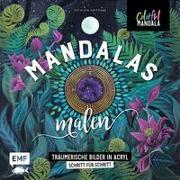 Cover-Bild zu Hoffmann, Kathleen: Colorful Mandala - Mandalas malen