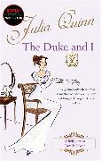 Cover-Bild zu Bridgerton: The Duke and I (Bridgertons Book 1) von Quinn, Julia