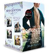 Cover-Bild zu The Bridgerton Collection: Books 1 - 4 von Quinn, Julia