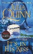 Cover-Bild zu It's in His Kiss von Quinn, Julia