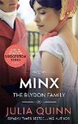 Cover-Bild zu Minx von Quinn, Julia