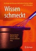 Cover-Bild zu Wissen schmeckt von Ghadiri, Argang (Hrsg.)