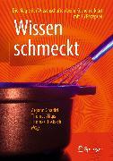 Cover-Bild zu Wissen schmeckt (eBook) von Ghadiri, Argang (Hrsg.)