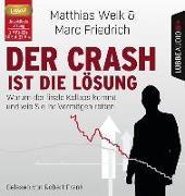 Cover-Bild zu Weik, Matthias: Der Crash ist die Lösung