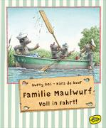 Cover-Bild zu Familie Maulwurf. Voll in Fahrt! von Bos, Burny