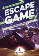 Cover-Bild zu Escape Game Kids - Die Mumie ist erwacht von Prieur, Rémi
