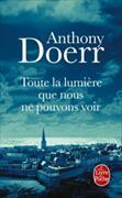 Cover-Bild zu Toute la lumière que nous ne pouvons voir von Doerr, Anthony