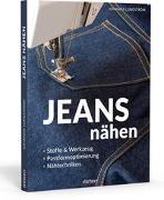 Cover-Bild zu Jeans nähen von Lundström, Johanna