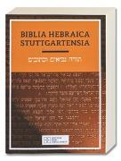 Cover-Bild zu Biblia Hebraica Stuttgartensia