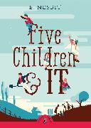 Cover-Bild zu Five Children and It von Nesbit, Edith