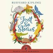 Cover-Bild zu Just So Stories von Kipling, Rudyard
