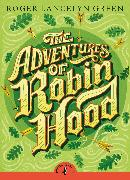 Cover-Bild zu The Adventures of Robin Hood von Green, Roger Lancelyn
