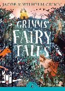 Cover-Bild zu Grimms' Fairy Tales von Grimm, Jacob
