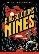 Cover-Bild zu King Solomon's Mines (eBook) von Haggard, H. Rider