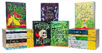 Cover-Bild zu Puffin Classics 16 Book Set