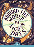 Cover-Bild zu Around the World in Eighty Days von Verne, Jules