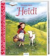 Cover-Bild zu Heidi von Willis, Jeanne