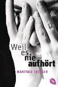 Cover-Bild zu Weil es nie aufhört von Theisen, Manfred