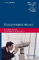 Cover-Bild zu Finanzstrategisch denken! von Eilenberger, Guido (Hrsg.)