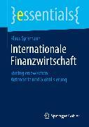 Cover-Bild zu Internationale Finanzwirtschaft (eBook) von Spremann, Klaus