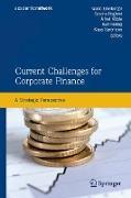 Cover-Bild zu Current Challenges for Corporate Finance von Eilenberger, Guido (Hrsg.)