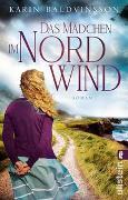 Cover-Bild zu Das Mädchen im Nordwind von Baldvinsson, Karin