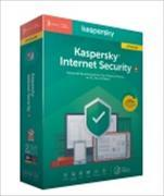 Cover-Bild zu Kaspersky Internet Security 3 Geräte Upgrade SWISS EDITION (Code in a Box) (DE)