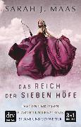 Cover-Bild zu Das Reich der sieben Höfe (eBook) von Maas, Sarah J.